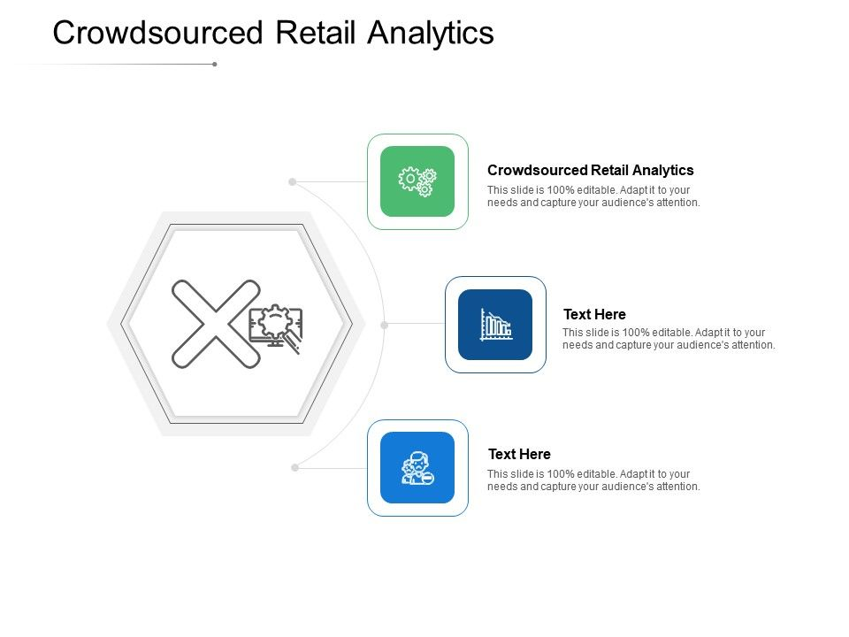 Crowdsourced Retail Analytics Ppt Powerpoint Presentation Visual Aids Diagrams Cpb