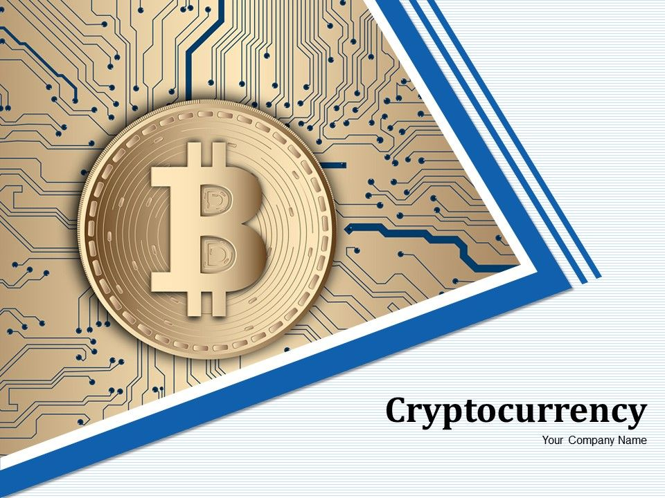 cryptocurrency market presentation