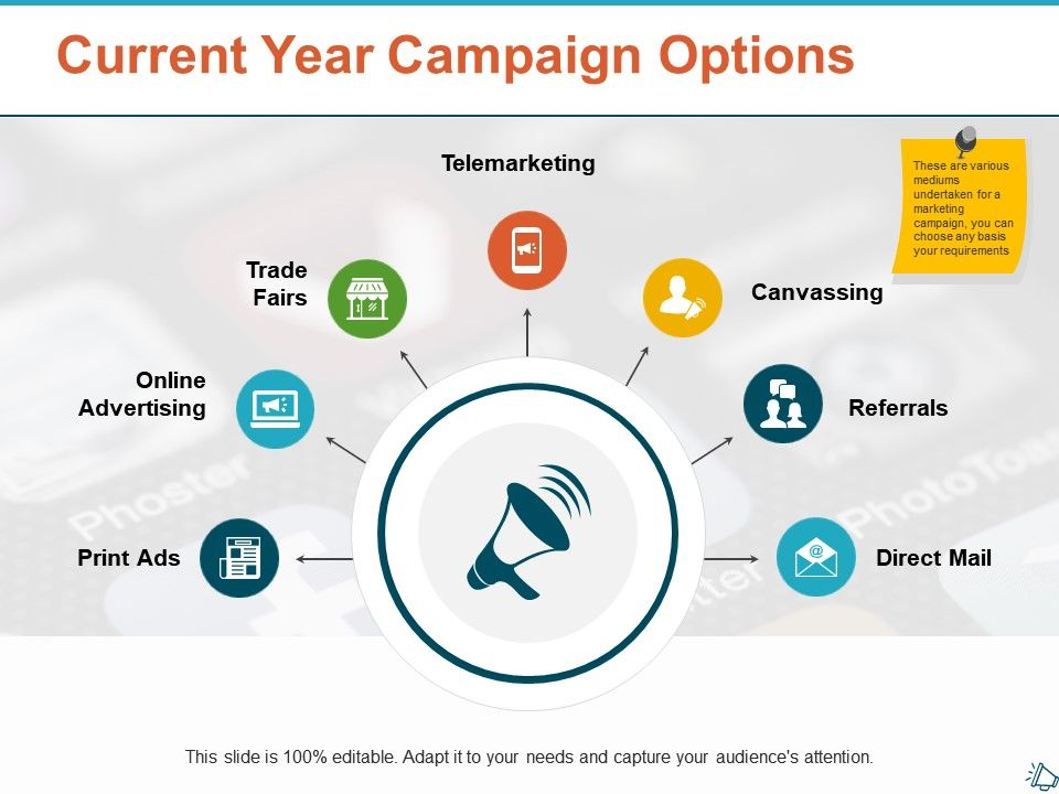 current_year_campaign_options_ppt_show_infographic_template_Slide01