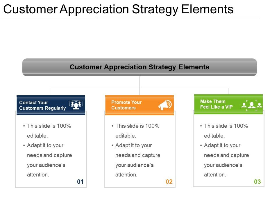 Customer appreciation strategy elements ppt design powerpoint customerappreciationstrategyelementspptdesignslide01 customerappreciationstrategyelementspptdesignslide02 toneelgroepblik Image collections