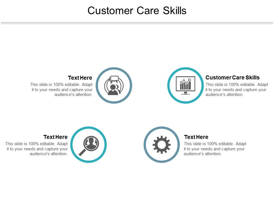 Customer Care Skills Ppt Powerpoint Presentation Outline