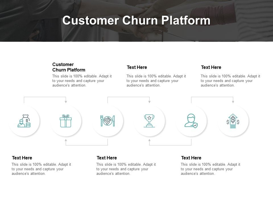 Customer Churn Platform Ppt Powerpoint Presentation Pictures Cpb