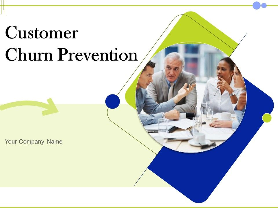 Customer Churn Prevention Powerpoint Presentation Slides