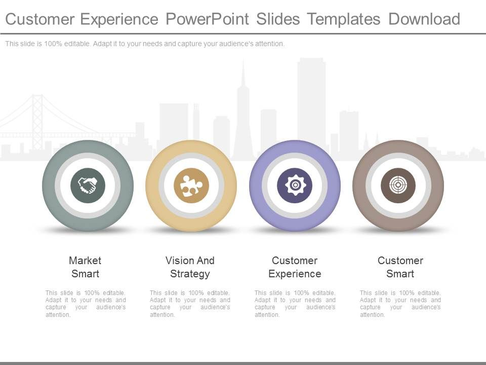 Customer Experience Powerpoint Slides Templates Download ...