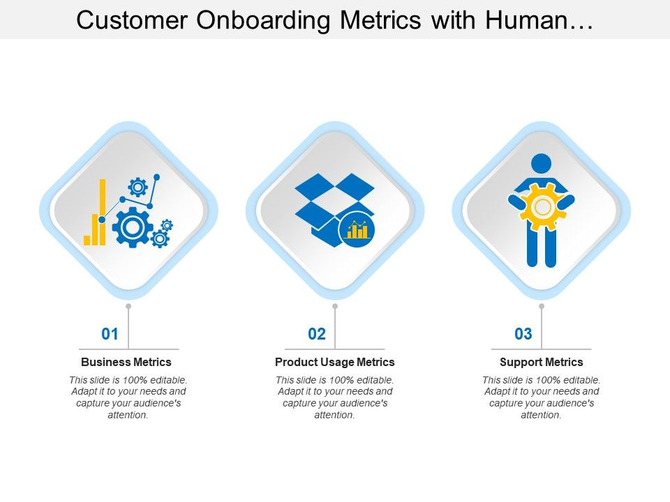 customer_onboarding_metrics_with_human_gears_and_graph_Slide01