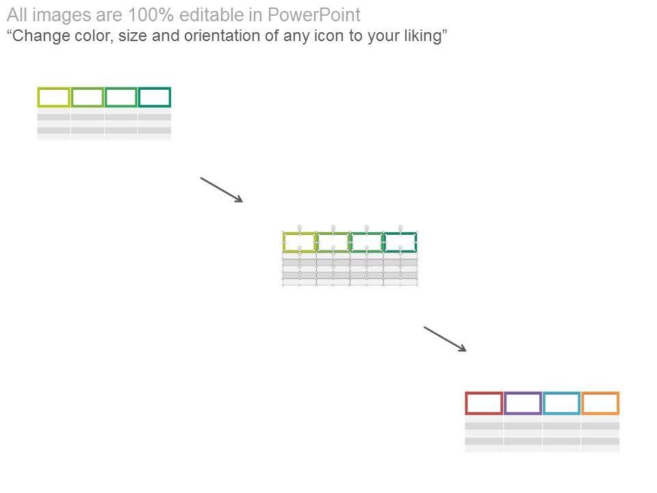orientation powerpoint presentation template - customer orientation coordinated effort ppt slides