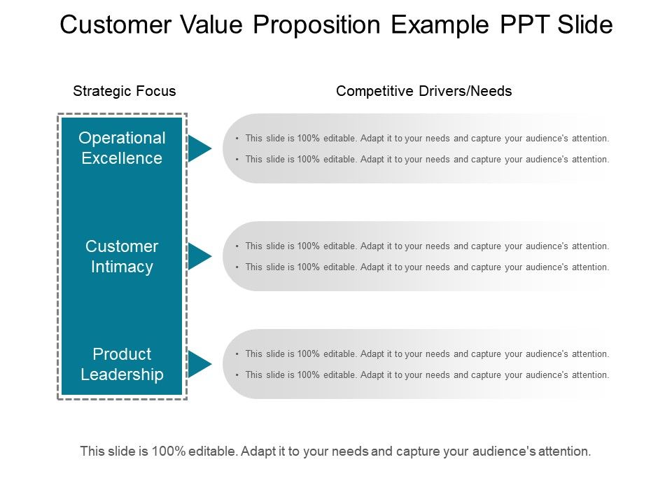 Customer Value Proposition Example Ppt Slide Ppt Example File ...