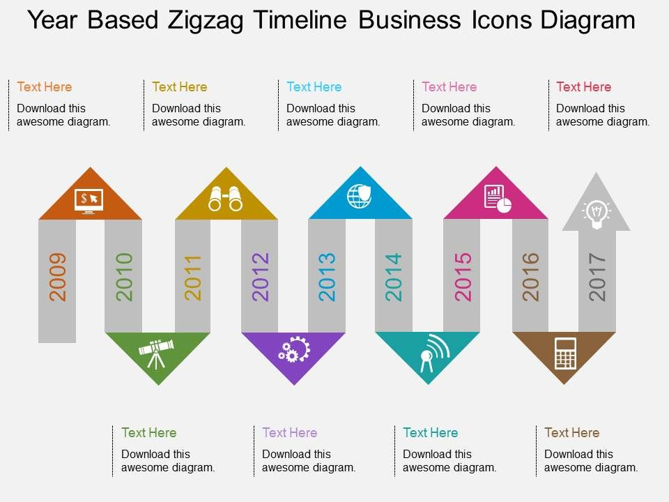 cy_year_based_zigzag_timeline_business_icons_diagram_flat_powerpoint_design_Slide01