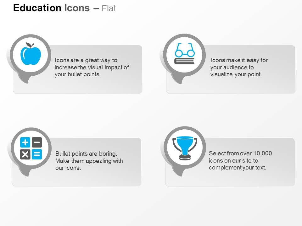 Da Apple Math Operator Trophy Ppt Icons Graphics | PowerPoint