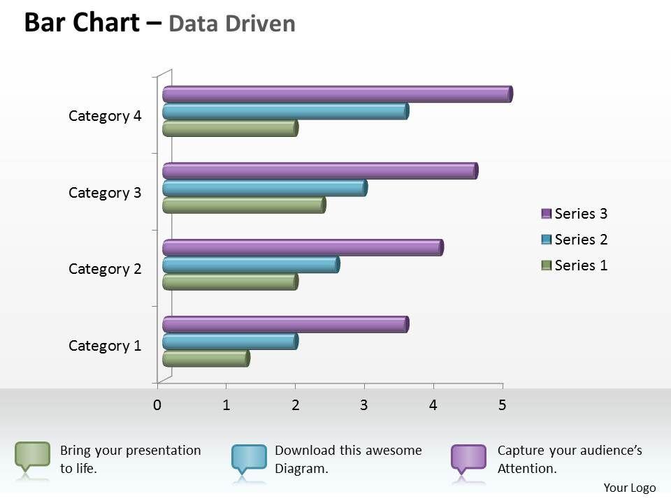 data_driven_3d_bar_chart_for_business_statistics_powerpoint_slides_Slide01