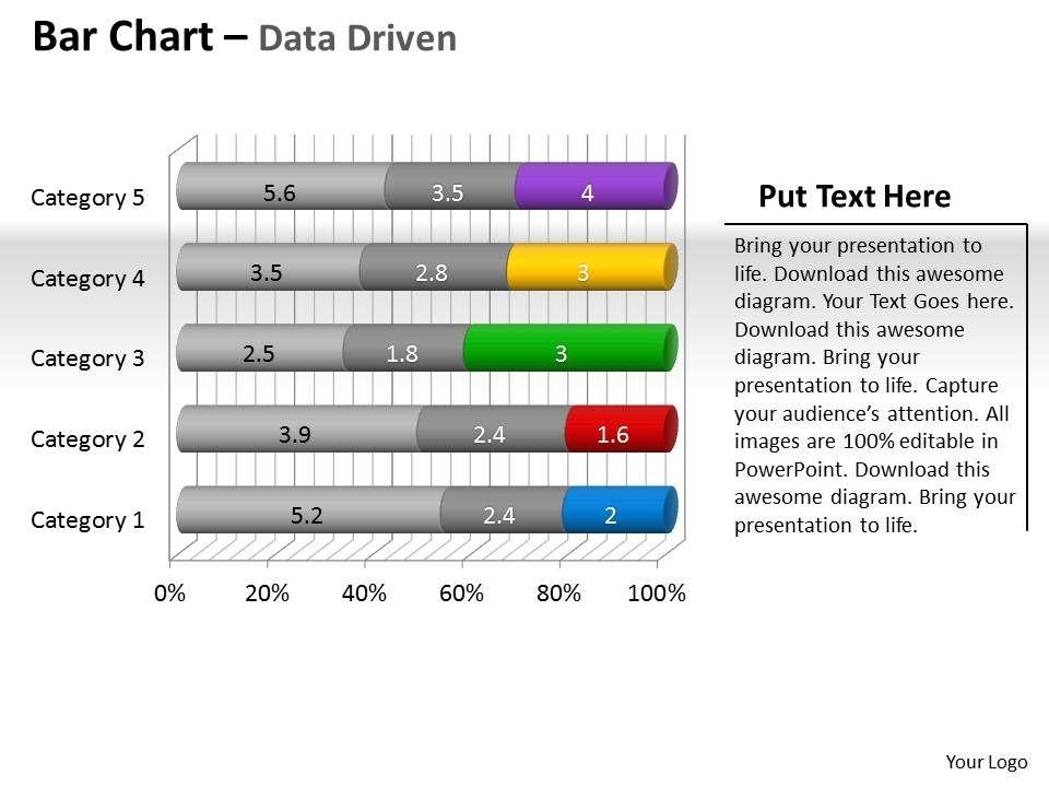 data_driven_3d_bar_chart_to_put_information_powerpoint_slides_Slide01