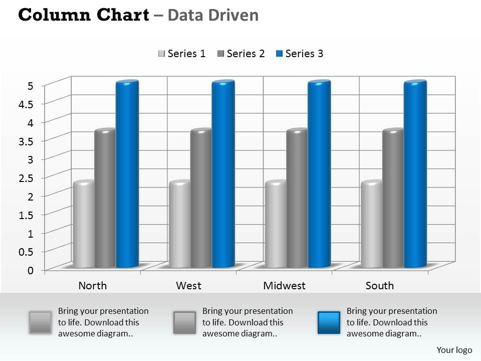 data_driven_3d_business_data_on_regular_intervals_powerpoint_slides_Slide01