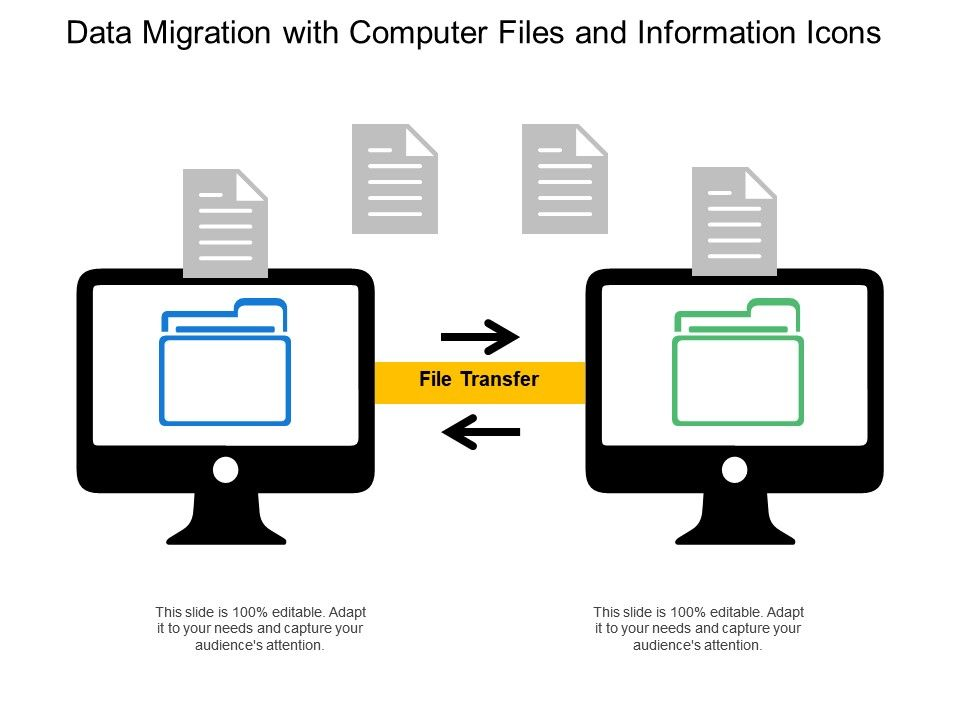 data_migration_with_computer_files_and_information_icons_Slide01