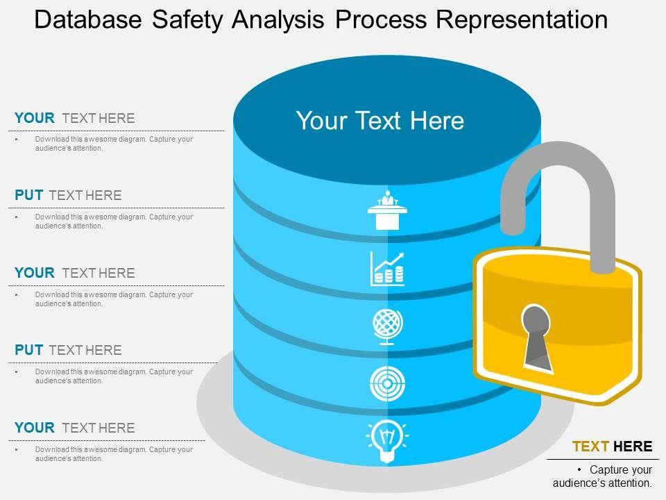 powerpoint database diagram - data wiring diagrams •, Database Presentation Template, Presentation templates
