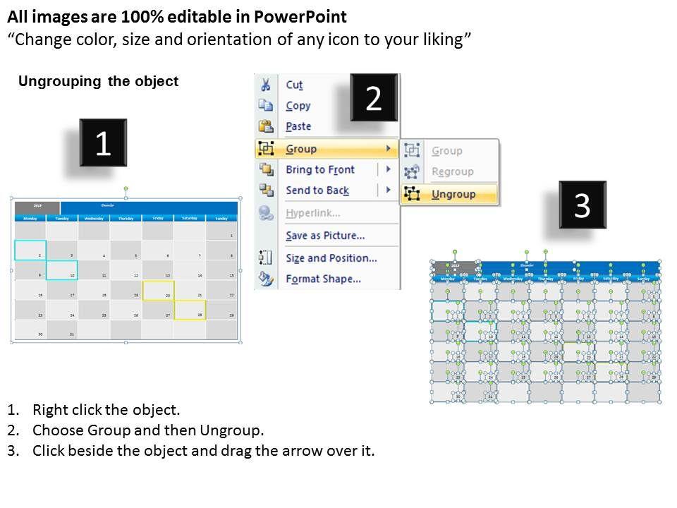 december_2013_calendar_powerpoint_slides_ppt_templates_Slide02