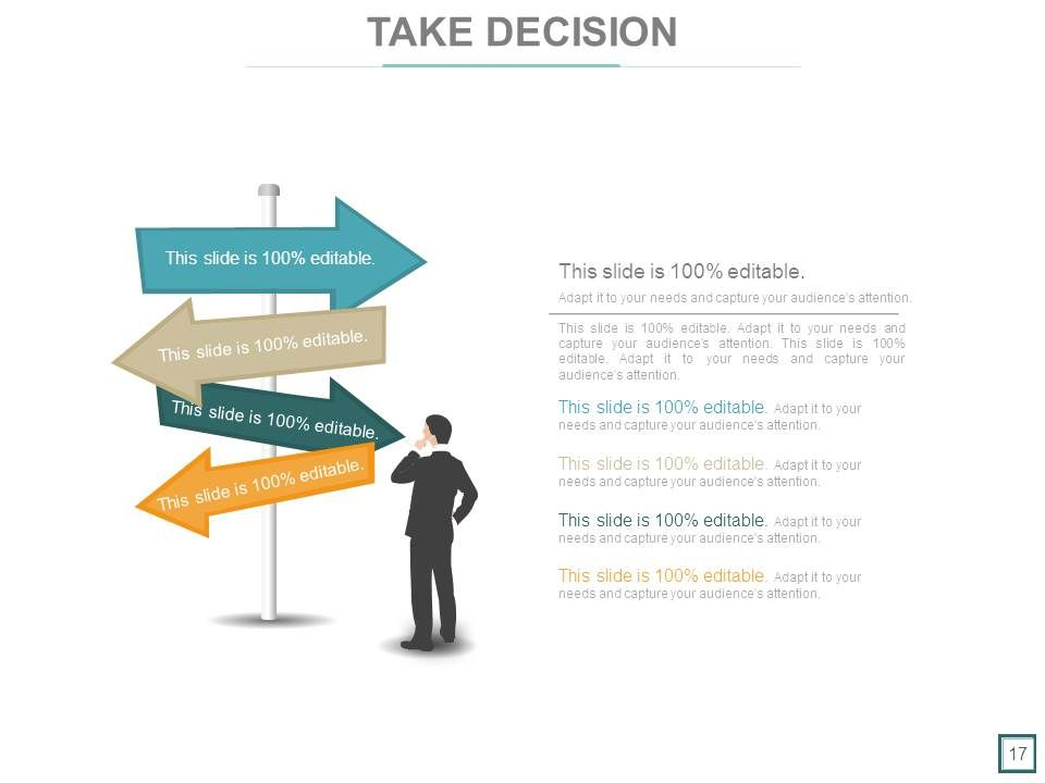 Decision Making Styles And Characteristics In Management PowerPoint