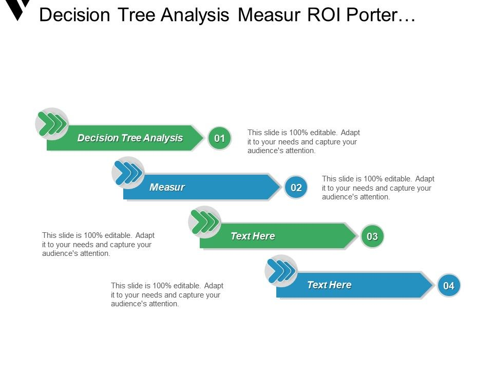 decision_tree_analysis_measure_roi_porter_competitive_strategy_cpb_Slide01