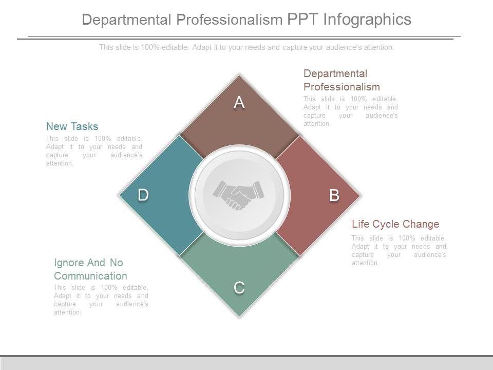 departmental_professionalism_ppt_infographics_Slide01