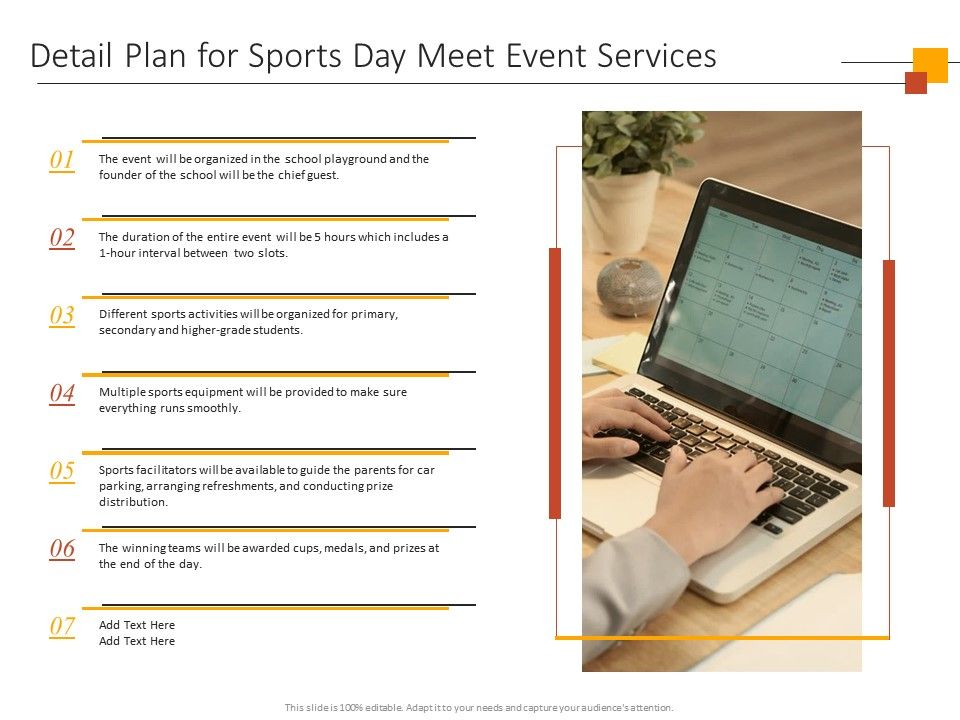 Detail Plan For Sports Day Meet Event Services Ppt Powerpoint Presentation Graphics Presentation Graphics Presentation Powerpoint Example Slide Templates