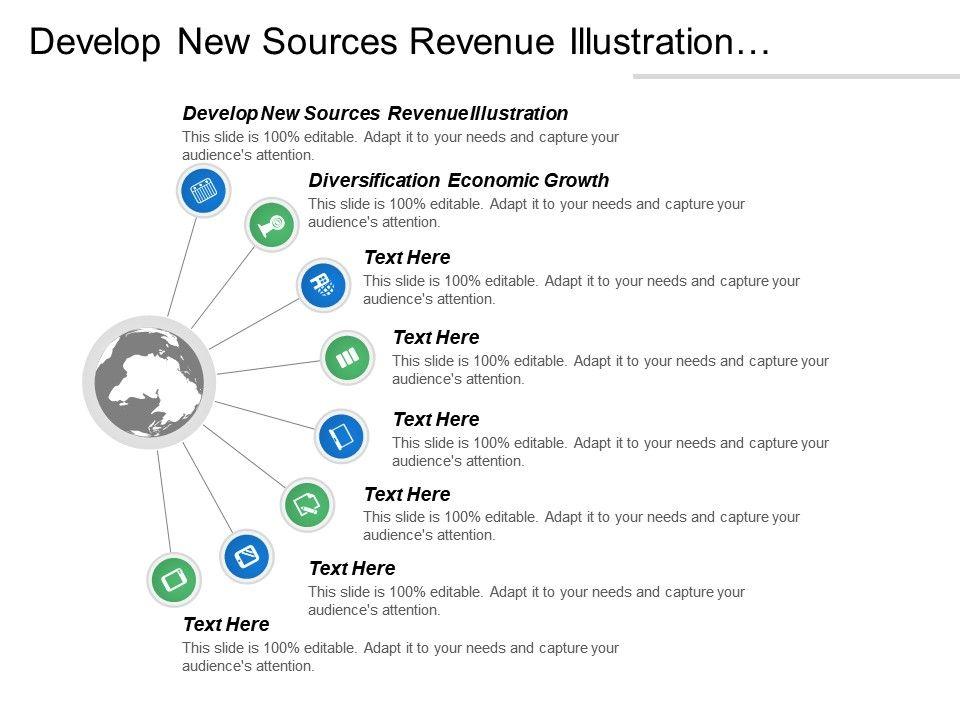 develop_new_sources_revenue_illustration_diversification_economic_growth_cpb_Slide01