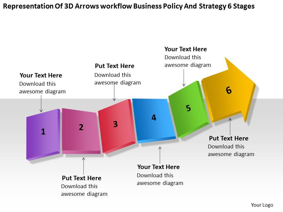 diagram_of_business_cycle_workflow_policy_and_strategy_6_stages_powerpoint_templates_Slide01 diagram of business cycle workflow policy and strategy 6 stages