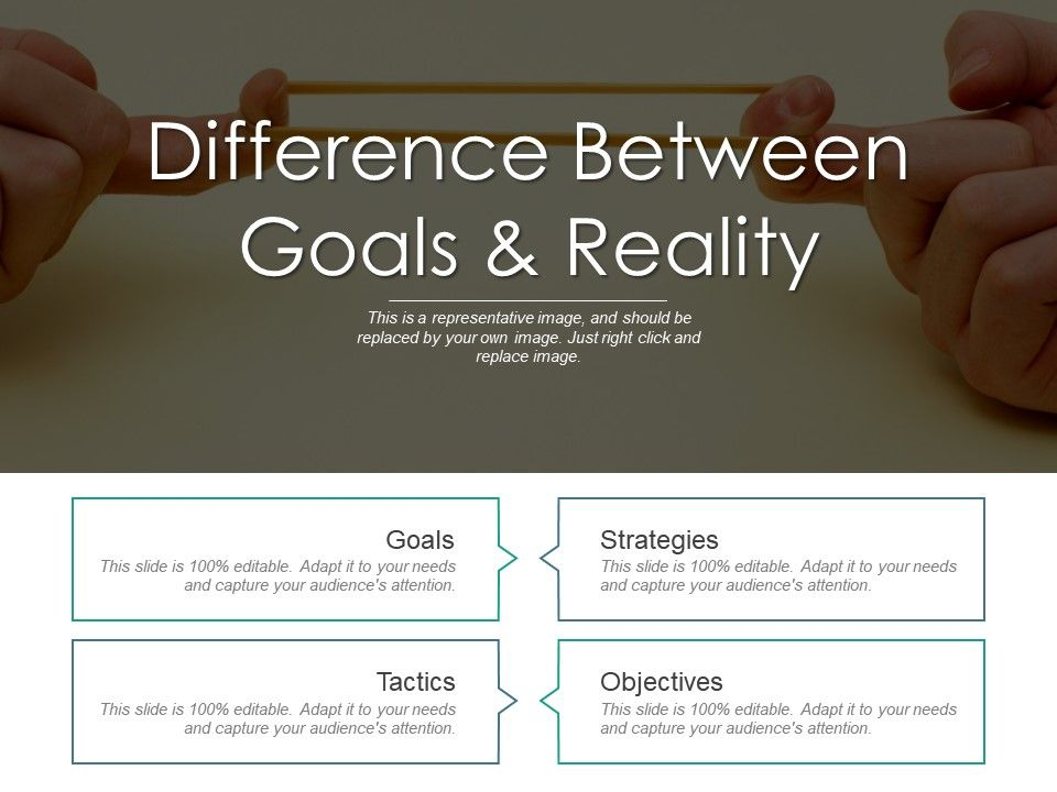 Difference between goals and reality ppt slide styles powerpoint differencebetweengoalsandrealitypptslidestylesslide01 differencebetweengoalsandrealitypptslidestylesslide02 toneelgroepblik Choice Image