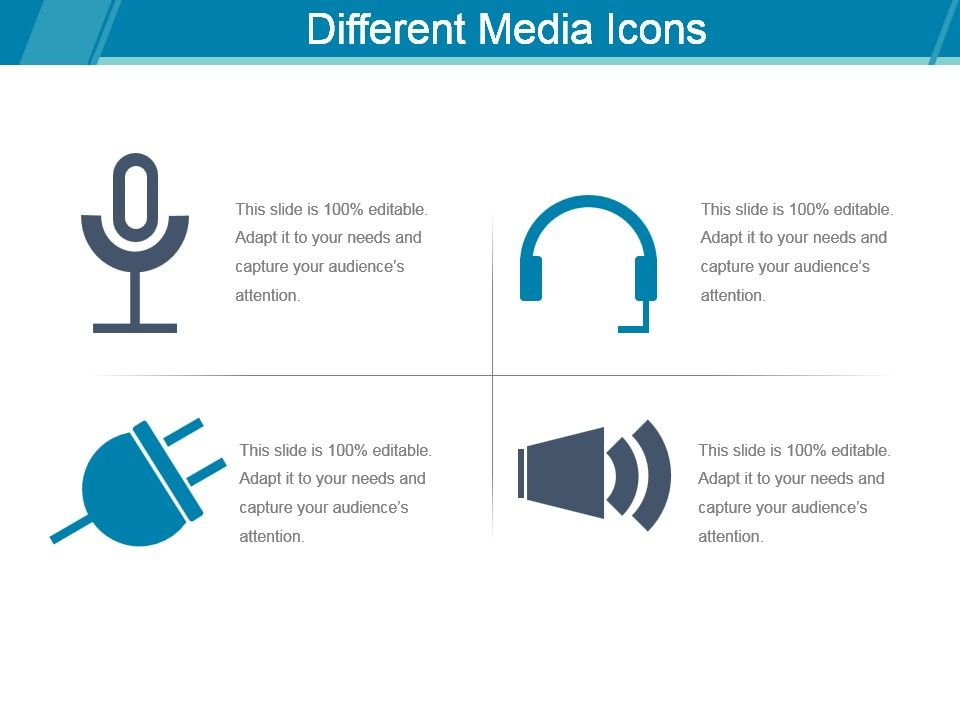 different_media_icons_ppt_slides_Slide01