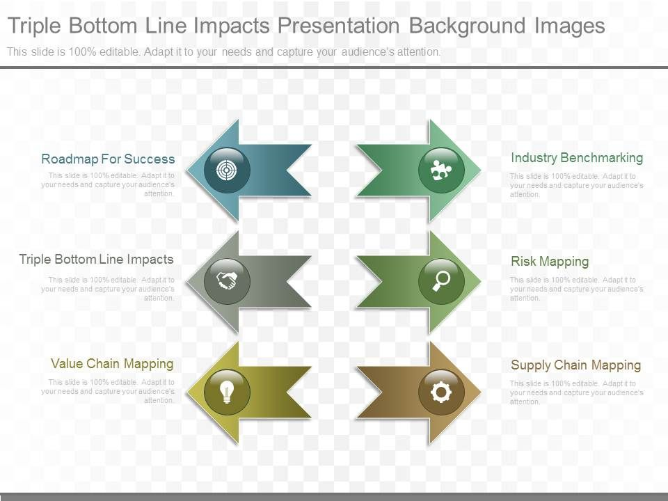 different_triple_bottom_line_impacts_presentation_background_images_Slide01