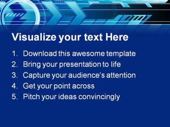powerpoint technology background