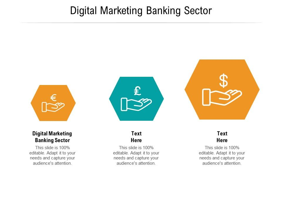 Digital Marketing Banking Sector Ppt Powerpoint Presentation Inspiration Sample Cpb