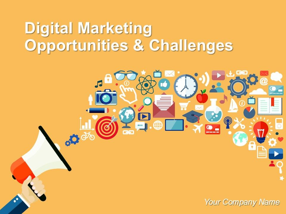 how to make a digital marketing presentation