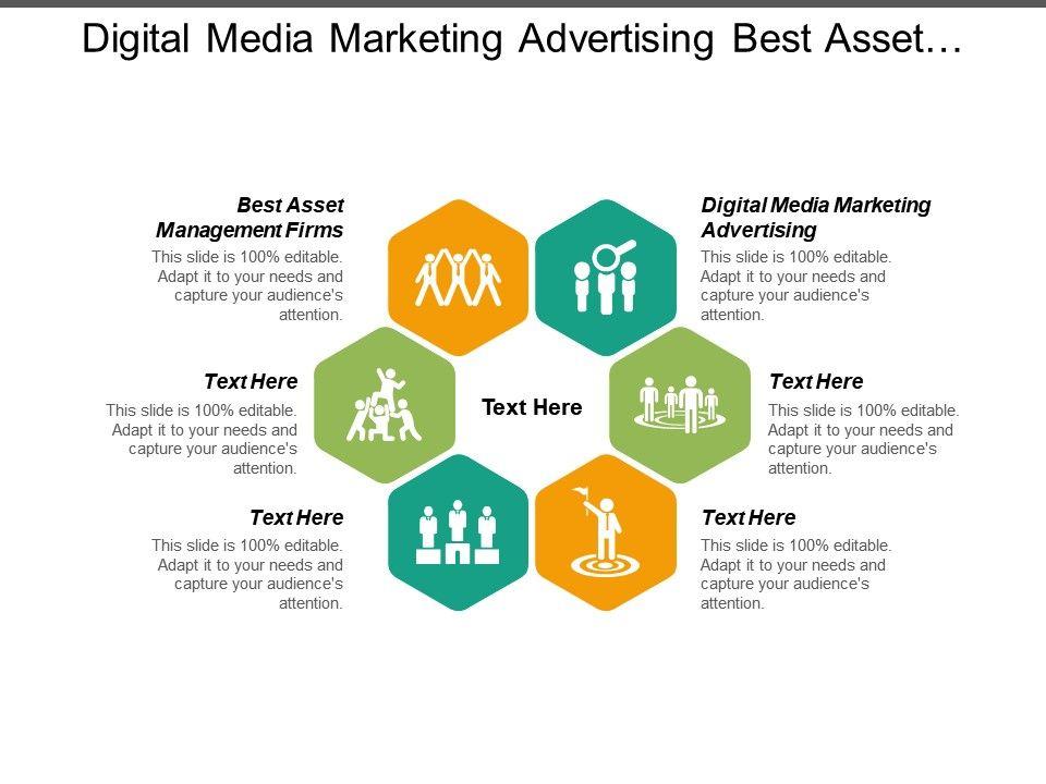Digital Media Marketing Advertising Best Asset Management