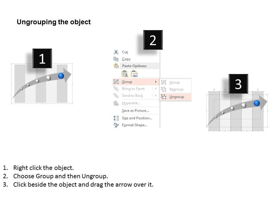 dj five staged kaizen event process diagram powerpoint