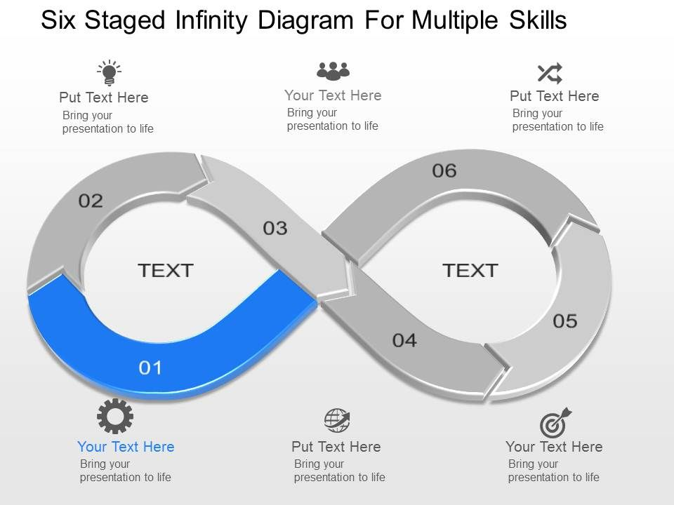 Infinity Sign Business Powerpoint Templates And Powerpoint