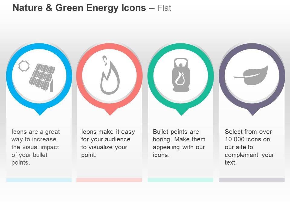 dj_solar_plant_with_cylinder_and_leaf_for_green_energy_ppt_icons_graphics_Slide01