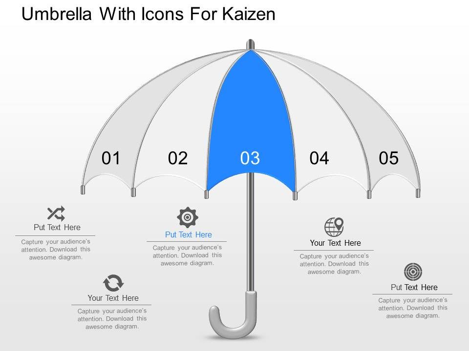 Dn umbrella with icons for kaizen powerpoint template dnumbrellawithiconsforkaizenpowerpointtemplateslide03 dnumbrellawithiconsforkaizenpowerpointtemplateslide04 toneelgroepblik Images