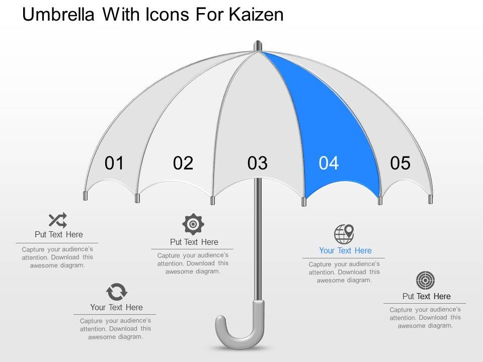 Dn umbrella with icons for kaizen powerpoint template presentation dnumbrellawithiconsforkaizenpowerpointtemplateslide04 dnumbrellawithiconsforkaizenpowerpointtemplateslide05 toneelgroepblik Image collections