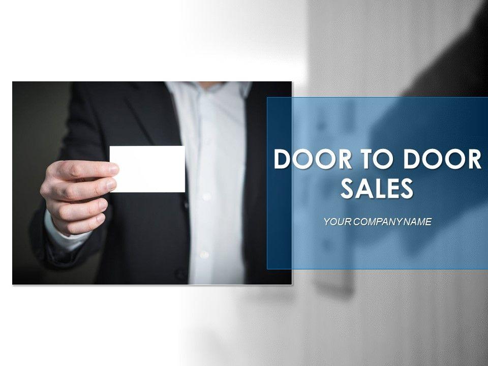 door_to_door_sales_powerpoint_presentation_slides_Slide01