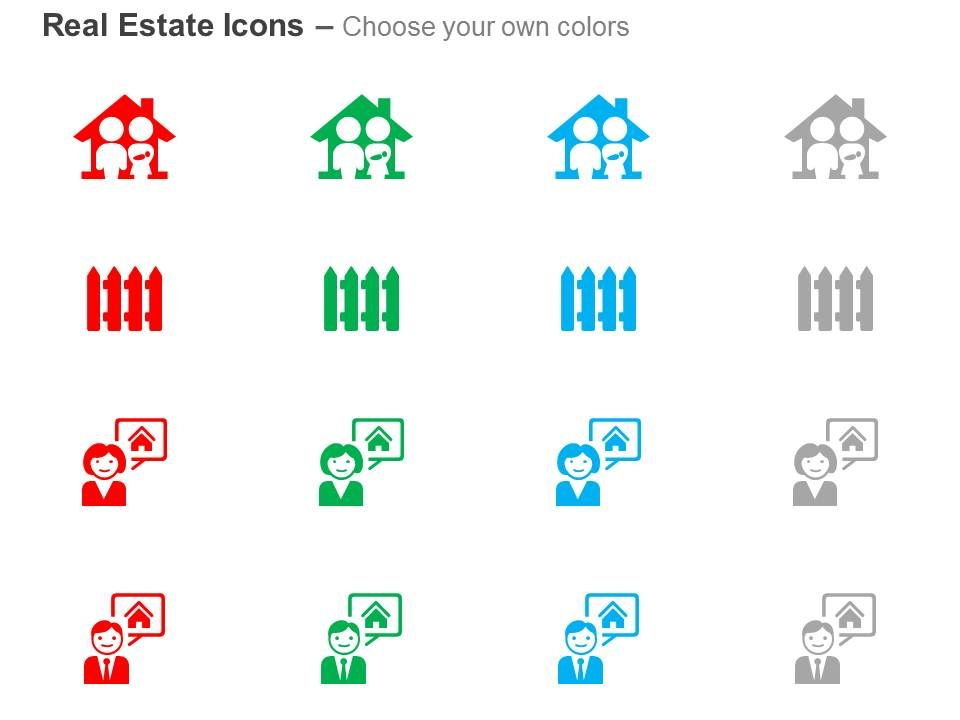 dream home customer to buy and sell home ppt icons graphics Slide01