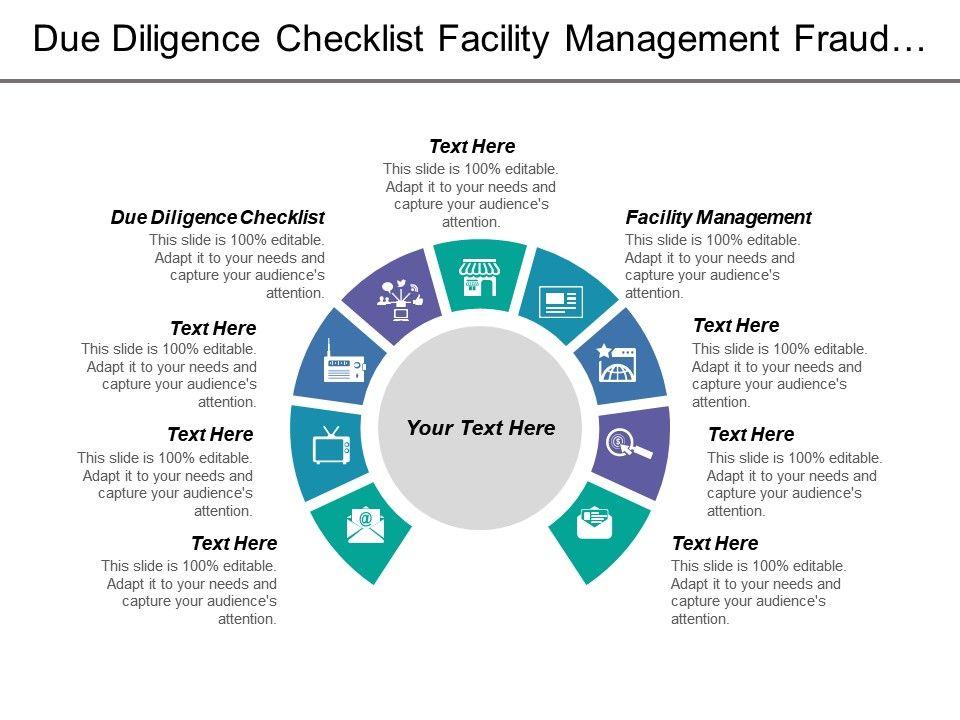 due diligence checklist facility management fraud. Black Bedroom Furniture Sets. Home Design Ideas
