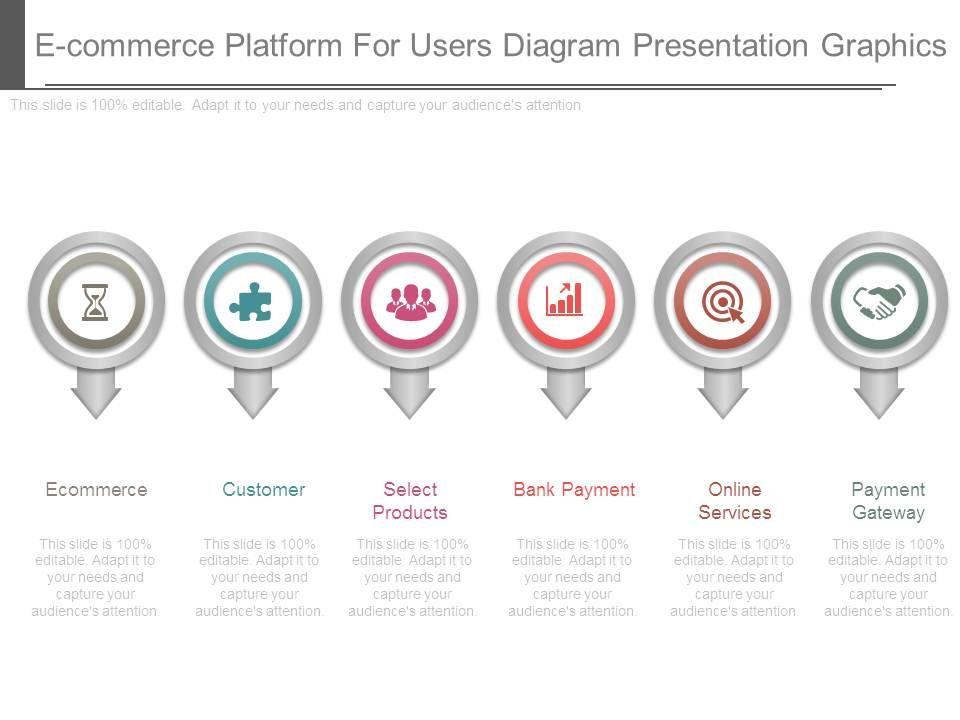 e_commerce_platform_for_users_diagram_presentation_graphics_Slide01