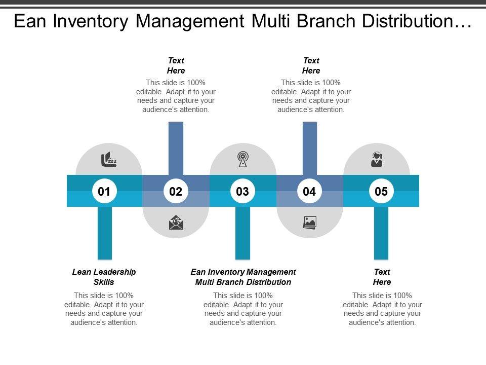 Ean Inventory Management Multi Branch Distribution Lean