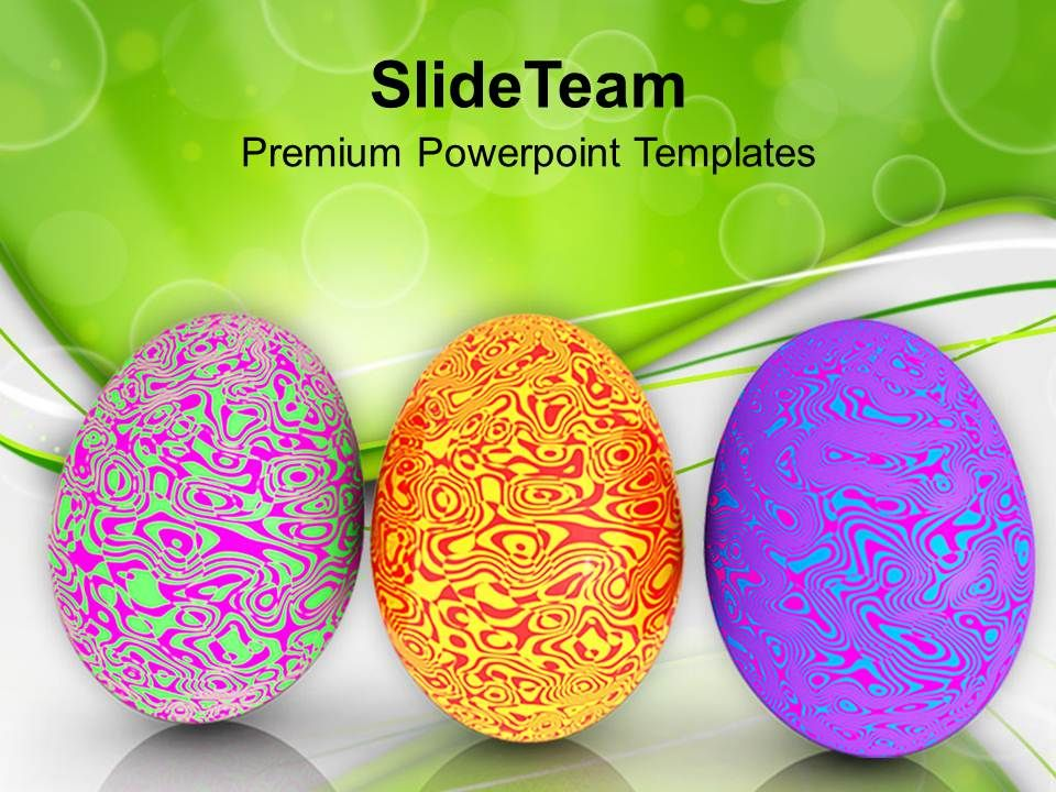 easter_egg_clipart_glossy_and_textured_eggs_powerpoint_templates_ppt_backgrounds_for_slides_Slide01