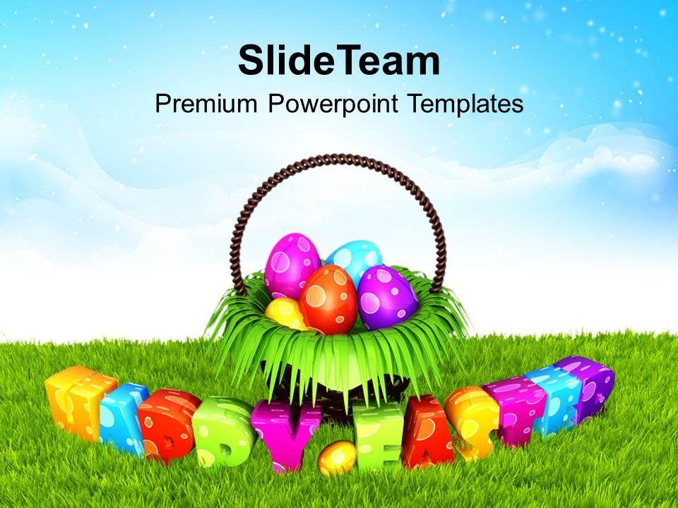 Easter_egg_clipart_happy_eggs_in_garden_theme_powerpoint_templates_ppt_backgrounds_for_slides_Slide01