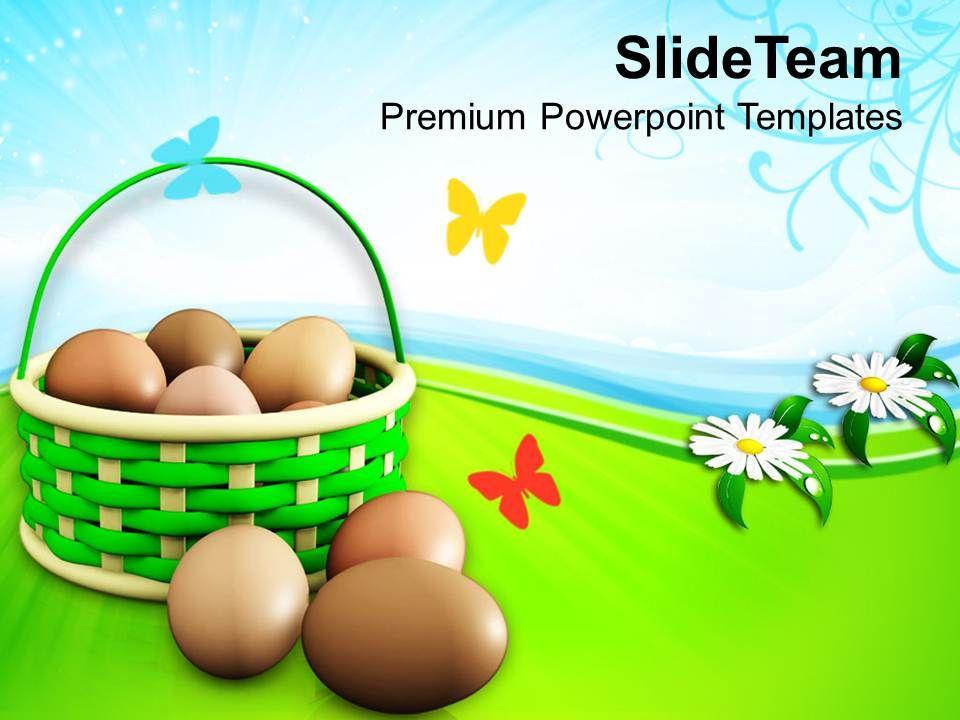 Easter_sunday_basket_the_appearance_of_birds_nest_festival_powerpoint_templates_ppt_backgrounds_for_slides_Slide01