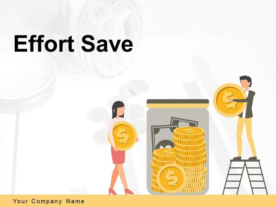 Effort Save Matrix Measuring Advantage Management Prioritization Operation