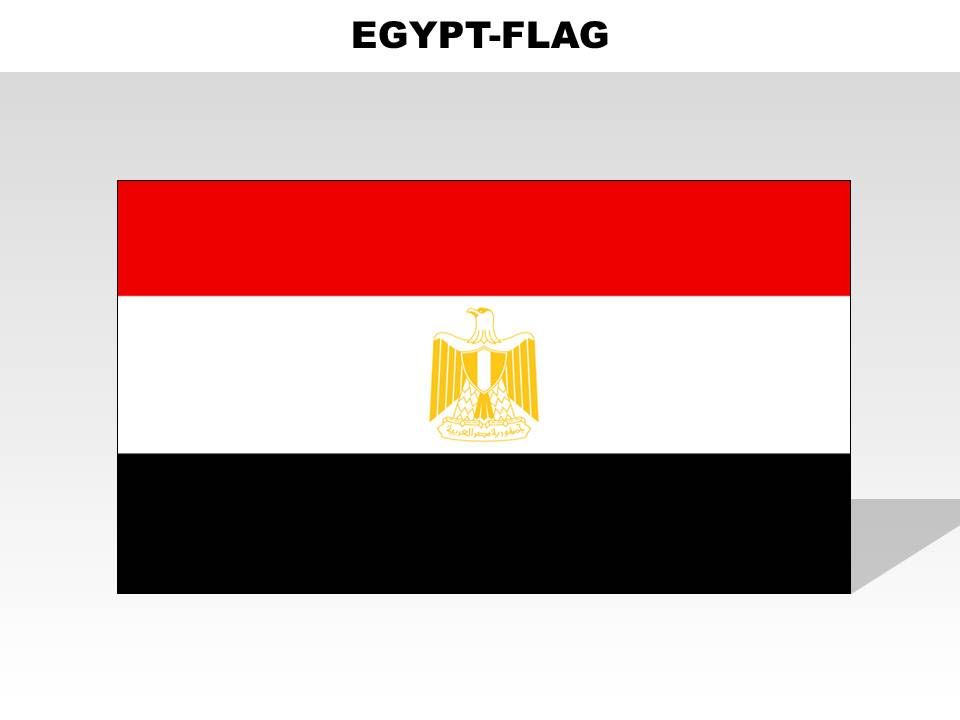 Egypt Country Powerpoint Flags Presentation Powerpoint Templates