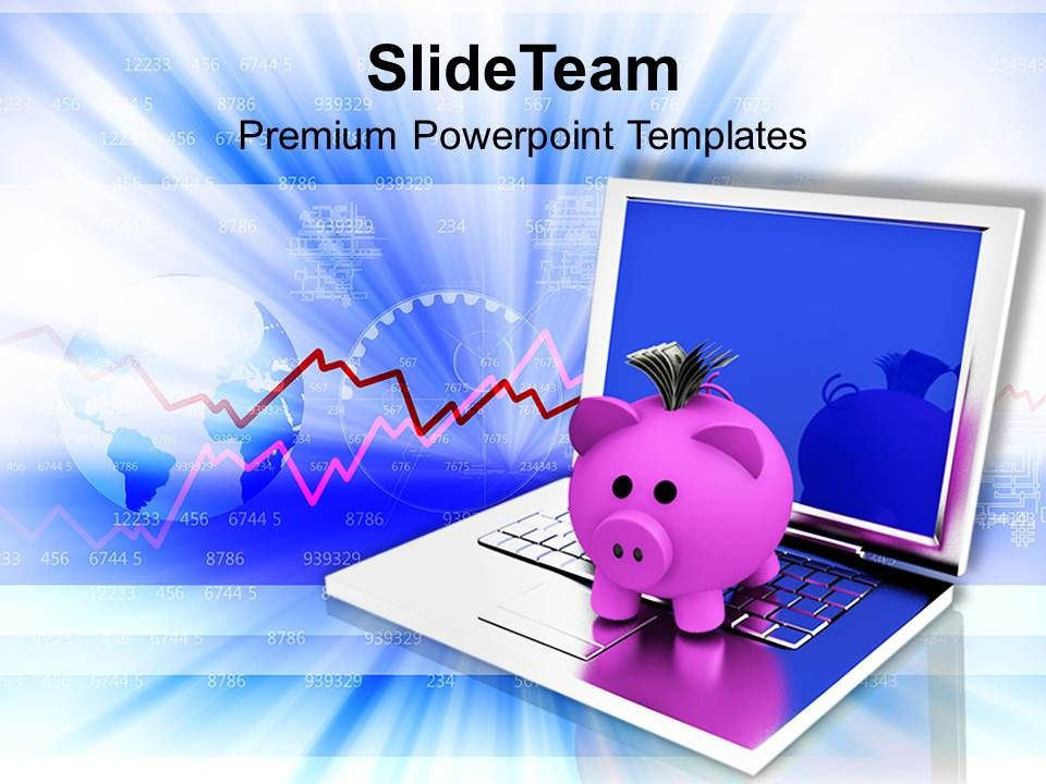 electronic_bank_account_internet_powerpoint_templates_ppt_themes_and_graphics_Slide01