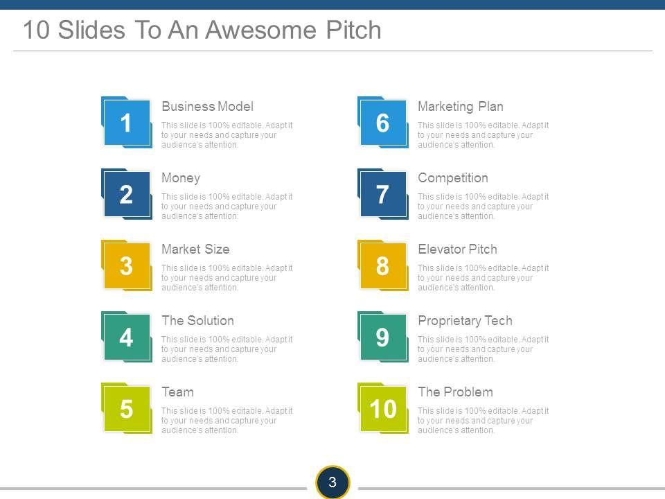 Elevator Pitch Powerpoint Presentation Slides | Presentation ...