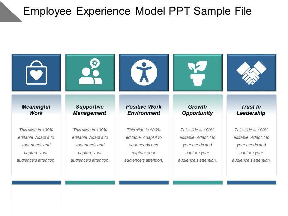 employee tree template - 20278797 style layered horizontal 5 piece powerpoint